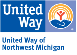 United Way logo with the words United Way of Northwest Michigan below the logo.