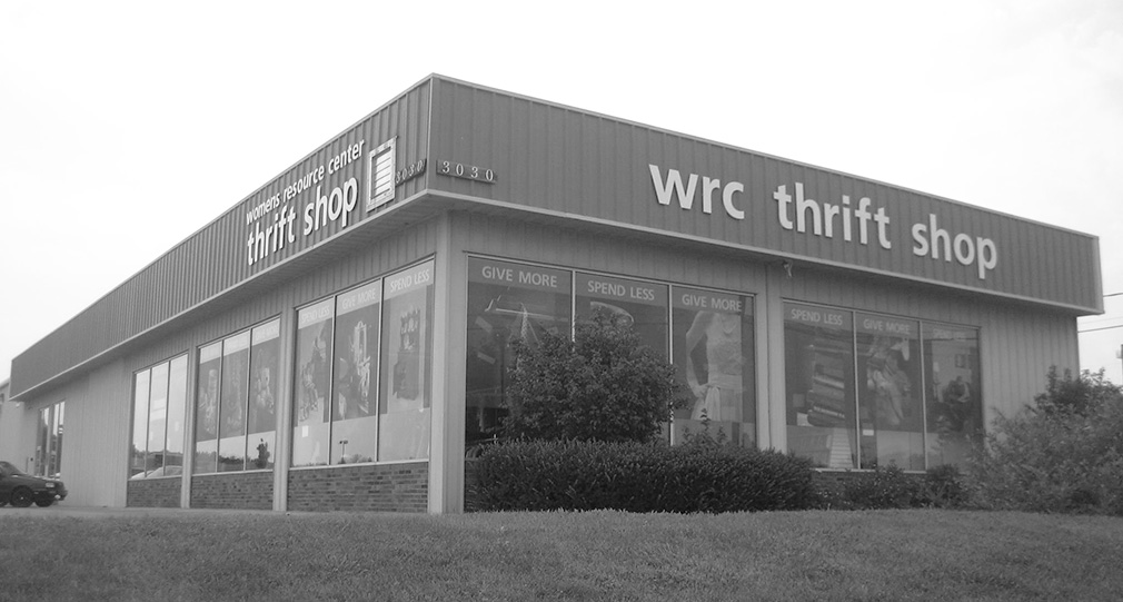 WRC Thrift Shop Original Location
